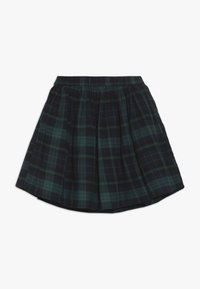 GAP - GIRL PLAID SKIRT - Áčková sukně - green - 1