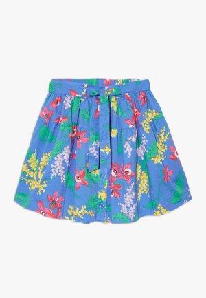 GIRL FEMME BELT  - Mini skirt - belle blue
