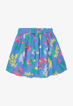 GIRL FEMME BELT  - Mini skirt - belle blue