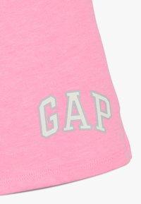GAP - GIRL LOGO SKORT - Minifalda - neon impulsive pink - 3