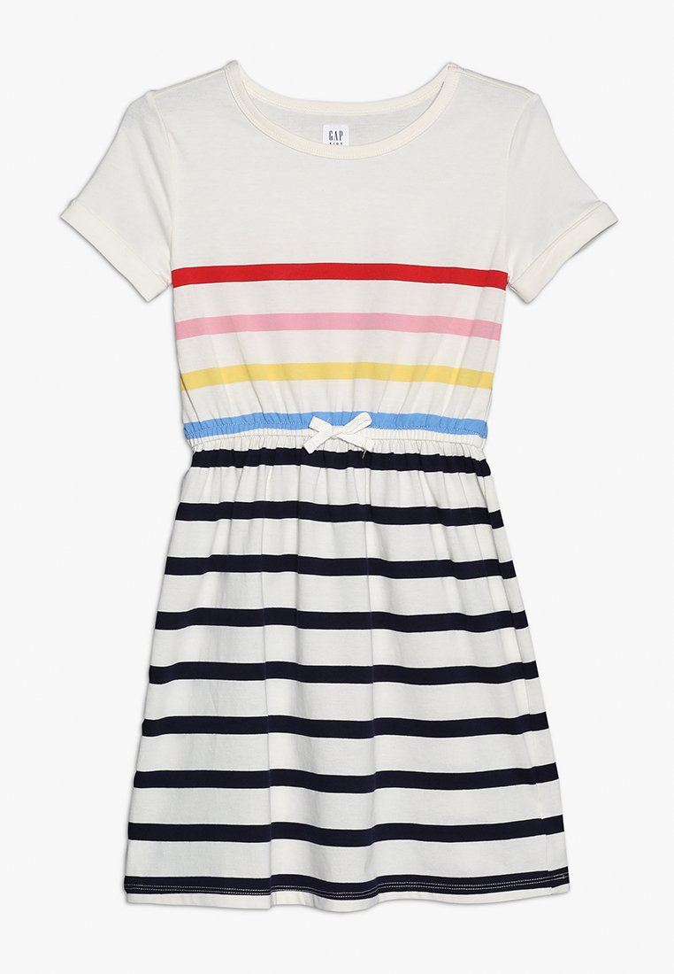 GAP - GIRLS ACTIVE - Jersey dress - ivory frost
