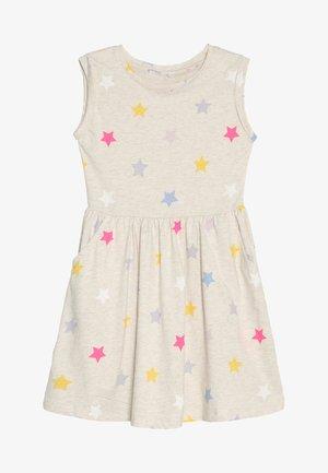 GIRLS ACTIVE  - Žerzejové šaty - oatmeal heather
