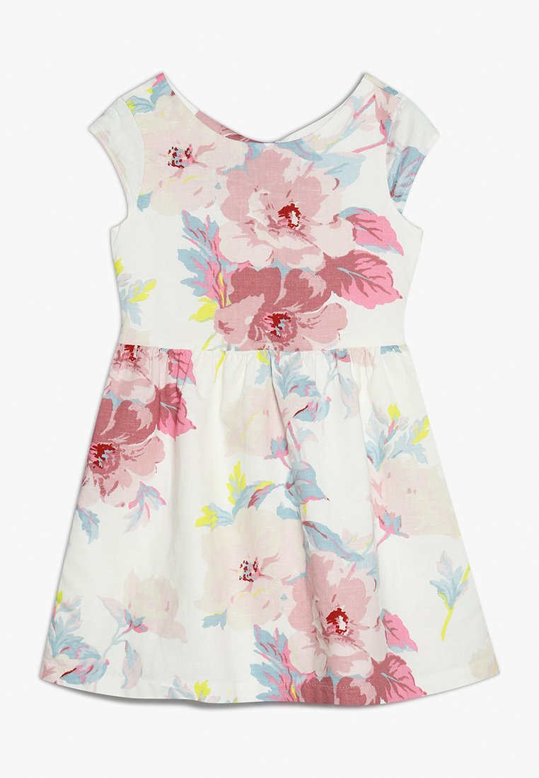 GAP - GIRLS ITEMS TWIST  - Vestido informal - summer blooms milk