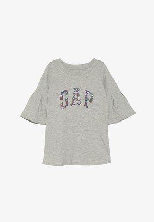 TODDLER GIRL LOGO DRESS - Jersey dress - grey heather
