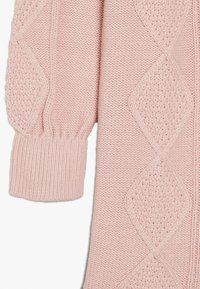 GAP - GIRL CABLE - Robe pull - pink standard - 3