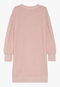 GAP - GIRL CABLE - Robe pull - pink standard - 1