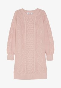 GAP - GIRL CABLE - Robe pull - pink standard - 2