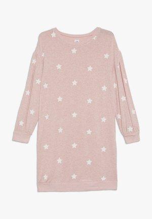 GIRL CREW  - Pletené šaty - pink standard