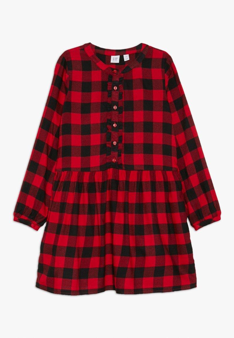GAP - GIRL - Sukienka letnia - modern red
