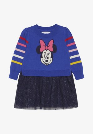 MINNIE MOUSE TODDLER GIRL - Jumper dress - blue