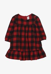 GAP - TODDLER GIRL SHIFT  - Vestido informal - red - 2