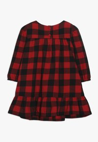 GAP - TODDLER GIRL SHIFT  - Vestido informal - red - 1