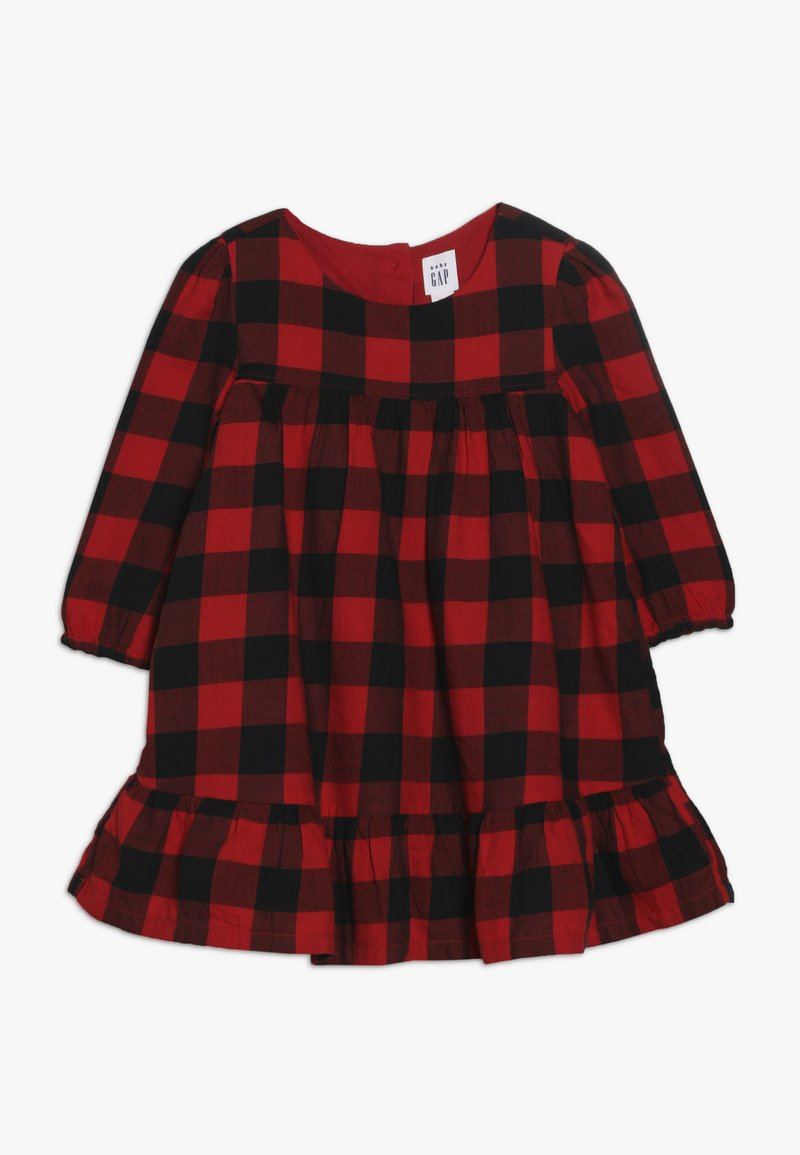 GAP - TODDLER GIRL SHIFT  - Vestido informal - red