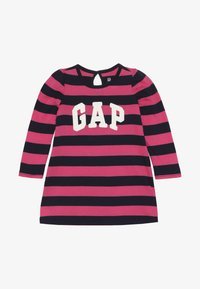 GAP - ARCH BABY SET - Robe en jersey - blue/pink - 5