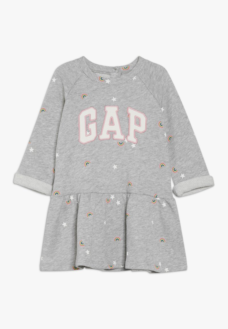 GAP - ARCH BABY - Freizeitkleid - light heather grey