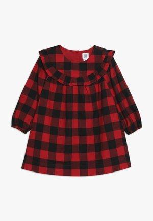BABY - Day dress - modern red