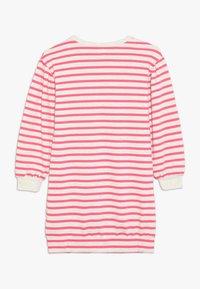 GAP - GIRL - Denní šaty - beige melange/pink - 1