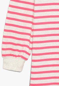 GAP - GIRL - Denní šaty - beige melange/pink - 2