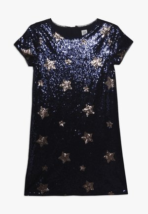 GIRL STAR - Cocktail dress / Party dress - navy uniform