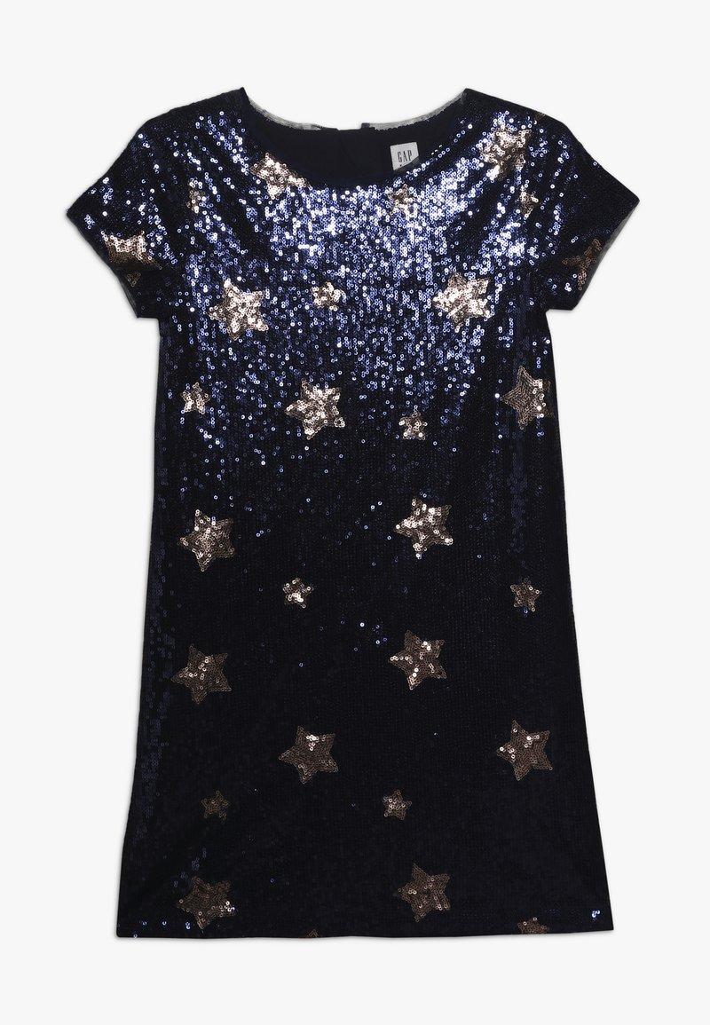 GAP - GIRL STAR - Cocktail dress / Party dress - navy uniform