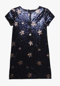 GAP - GIRL STAR - Cocktail dress / Party dress - navy uniform - 1