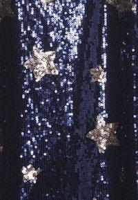 GAP - GIRL STAR - Vestido de cóctel - navy uniform - 4