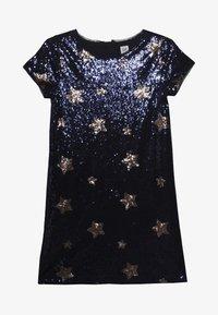 GAP - GIRL STAR - Cocktail dress / Party dress - navy uniform - 3