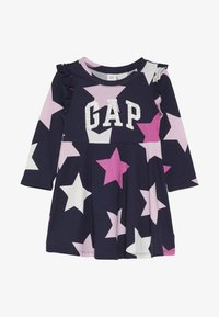 GAP - TODDLER GIRL LOGO  - Žerzejové šaty - multi - 2