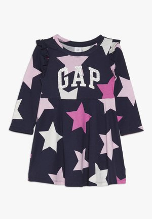 TODDLER GIRL LOGO  - Jersey dress - multi