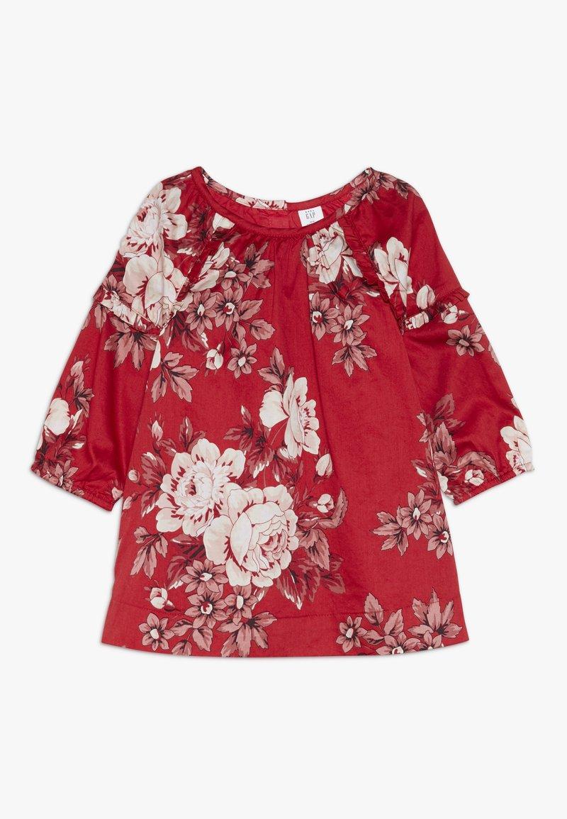 GAP - TODDLER GIRL - Vapaa-ajan mekko - red