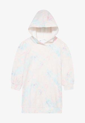 GIRL JAN ACT  - Žerzejové šaty - tie dye