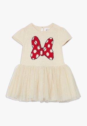BABY - Vestido de punto - french vanilla