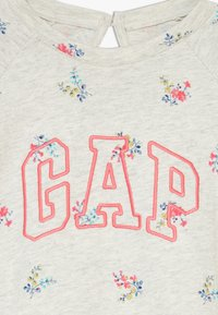 GAP - ARCH  - Robe en jersey - grey heather - 4