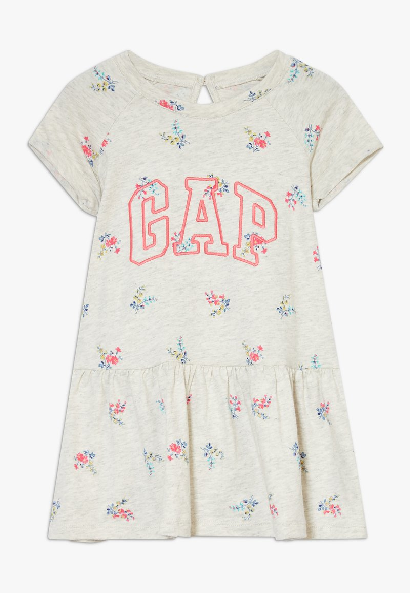 GAP - ARCH  - Robe en jersey - grey heather