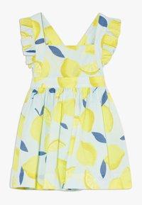 GAP - LEMON - Koktejlové šaty/ šaty na párty - turquoise - 0