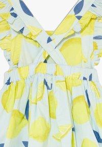 GAP - LEMON - Koktejlové šaty/ šaty na párty - turquoise - 4