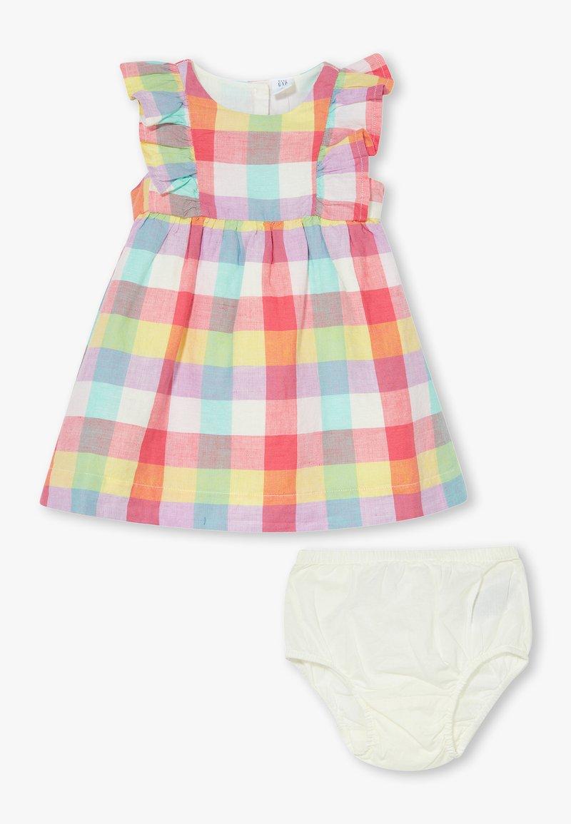 GAP - PLAID SET - Cocktail dress / Party dress - new off white