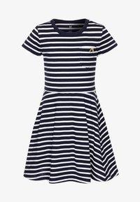 GAP - GIRL - Jerseyjurk - navy stripe - 0