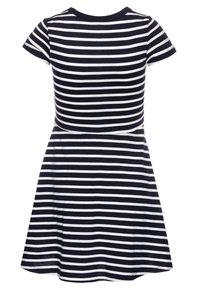 GAP - GIRL - Jerseyjurk - navy stripe - 1