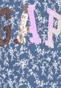 GAP - GIRL SHIFT DRESS - Korte jurk - blue - 2