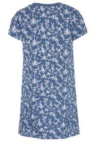 GAP - GIRL SHIFT DRESS - Korte jurk - blue - 1