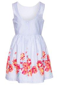 GAP - GIRL V-SCOOP - Vestido informal - blue - 1