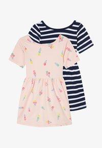 GAP - TODDLER GIRL SCOOP 2 PACK - Žerzejové šaty - multicolor - 4
