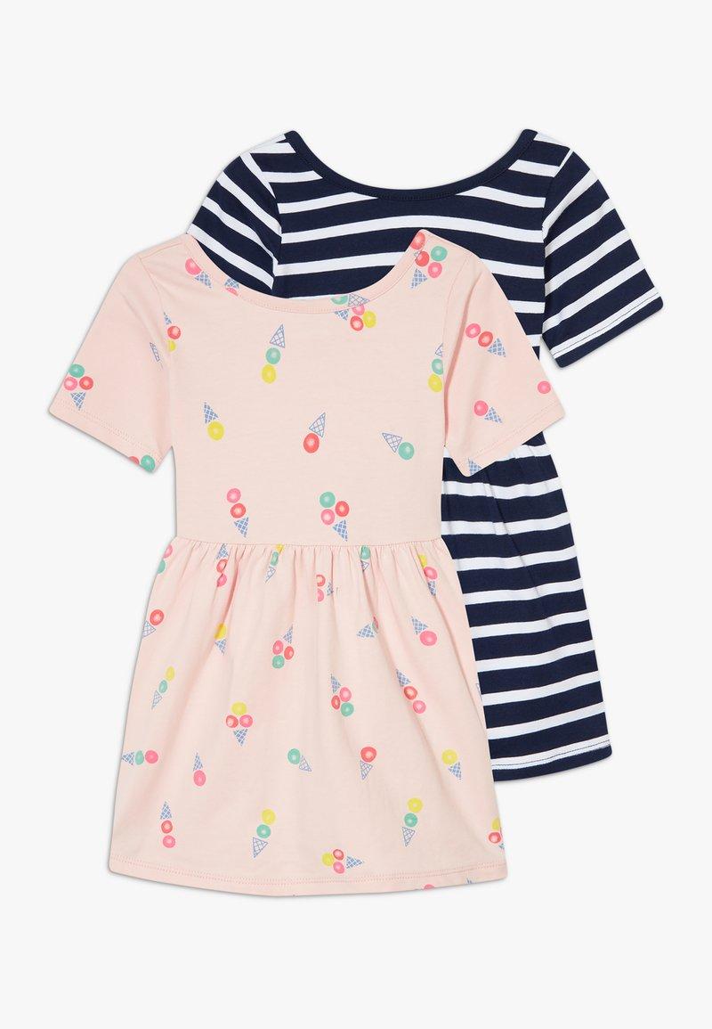 GAP - TODDLER GIRL SCOOP 2 PACK - Žerzejové šaty - multicolor