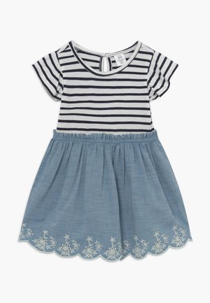 TODDLER GIRL - Vestito di maglina - navy