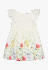 GAP - TODDLER GIRL BORDER DRESS - Korte jurk - multicolor - 0