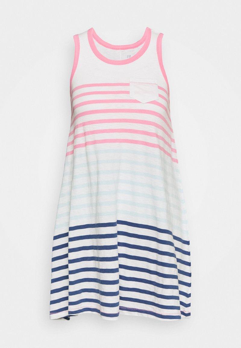 GAP - GIRL TANK - Vestito di maglina - new off white
