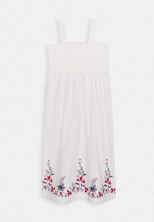 GIRL SMOCK - Jerseykleid - new off white
