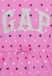 GAP - GIRL LOGO DRESS - Jersey dress - multi coloured - 2