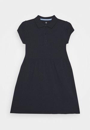 GIRL POLO DRESS - Day dress - true indigo